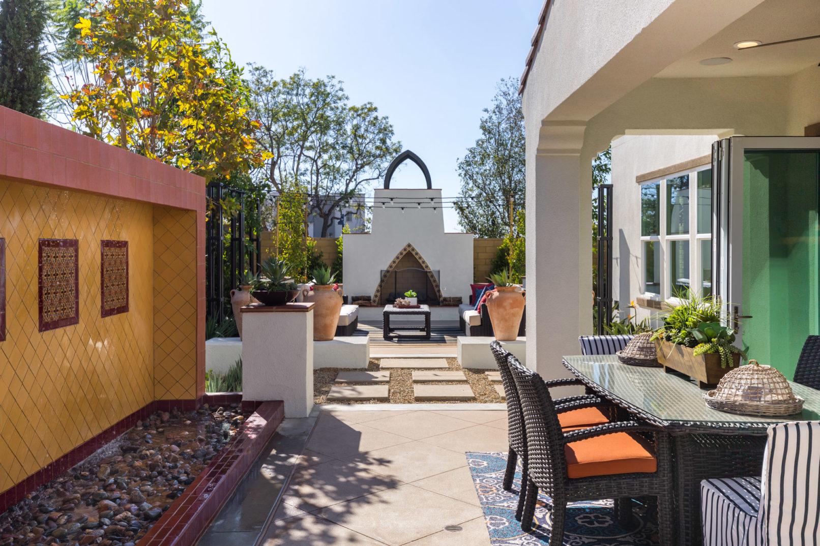 backyard living rooms eric norton photography